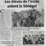 Article de la Gazette de mai 2013