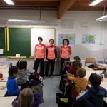 Présentation à l'école d'Epiais-Rhus